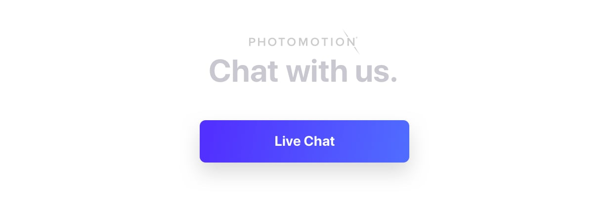 Chat with us.